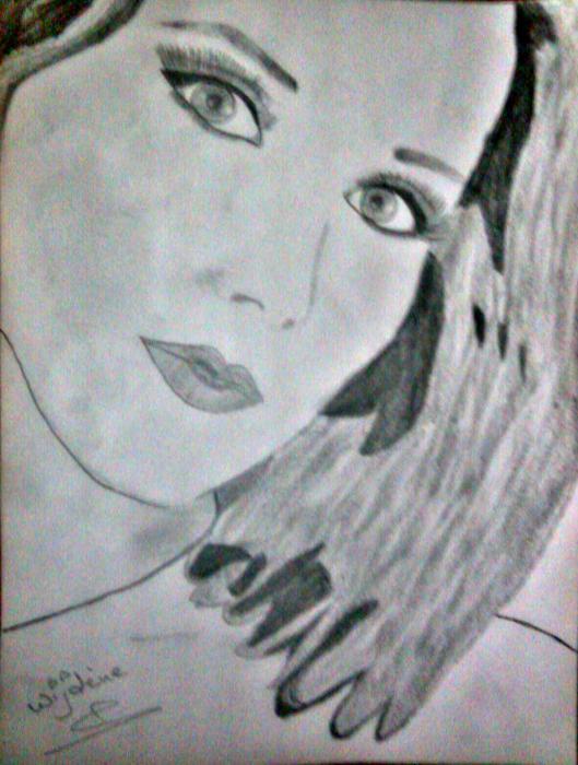 Simone Simons by wijwij